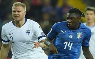 Italy vs Finland