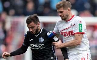 Koln vs Arminia Bielefeld