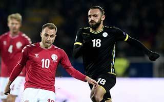 Kosovo vs Denmark