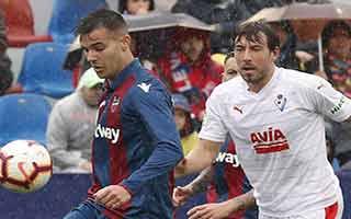 Levante vs Eibar