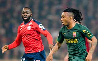 Lille vs AS Monaco