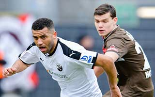Sandhausen vs St. Pauli