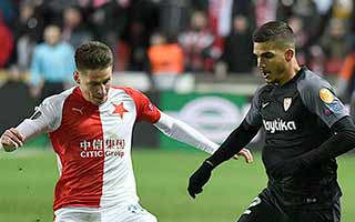 Slavia Prague vs Sevilla