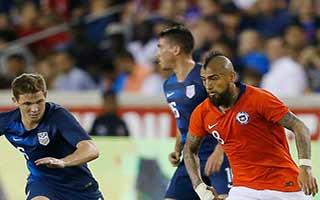 United States vs Chile