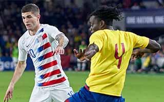 United States vs Ecuador