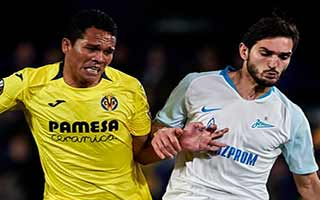 Villarreal vs Zenit