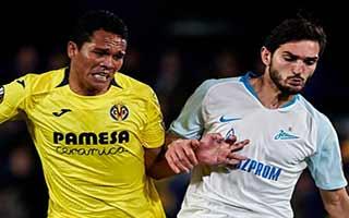 Villarreal vs Zenit