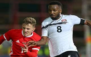 Wales vs Trinidad and Tobago