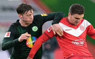 Wolfsburg vs Fortuna Dusseldorf