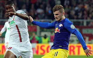 Augsburg vs RasenBallsport Leipzig