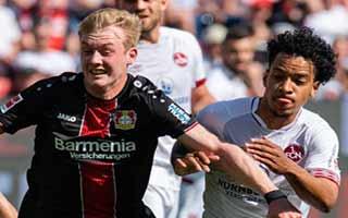 Bayer Leverkusen vs Nurnberg