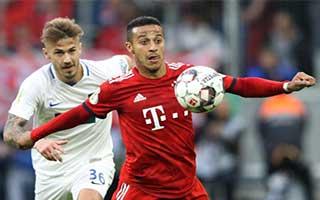 Bayern Munich vs Heidenheim