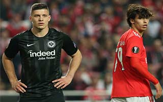 Benfica vs Eintracht Frankfurt