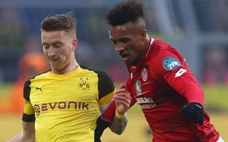 Borussia Dortmund vs Mainz
