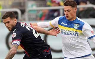 Cagliari vs Frosinone