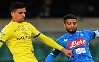 Chievo vs Napoli