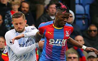 Crystal Palace vs Everton