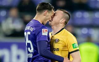 Erzgebirge Aue vs Dynamo Dresden