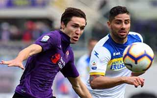 Fiorentina vs Frosinone