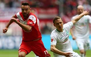 Fortuna Dusseldorf vs Werder Bremen