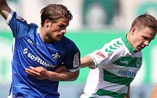 Greuther Furth vs Darmstadt