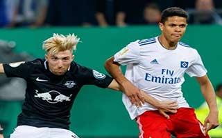 Hamburger SV vs RasenBallsport Leipzig