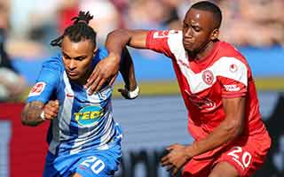 Hertha Berlin vs Fortuna Dusseldorf