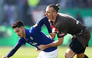 Holstein Kiel vs St. Pauli
