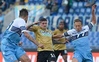 Lazio vs Udinese