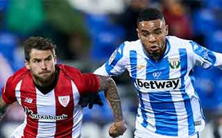 Leganes vs Athletic Bilbao
