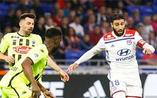 Lyon vs Angers