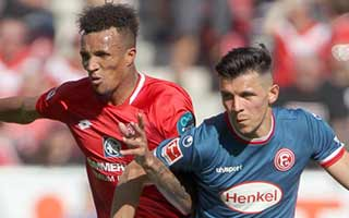 Mainz vs Fortuna Dusseldorf