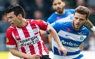 PSV Eindhoven vs De Graafschap