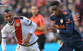 Rayo Vallecano vs Valencia