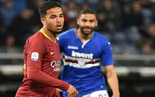 Sampdoria vs AS Roma