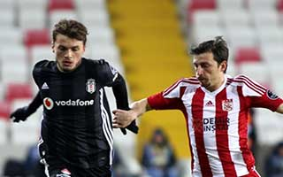 Sivasspor vs Besiktas