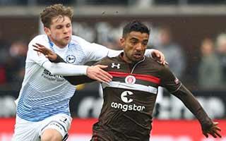 St. Pauli vs Arminia Bielefeld