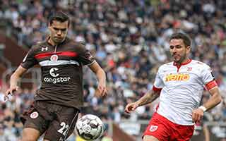 St. Pauli vs Jahn Regensburg