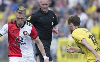 VVV-Venlo vs Feyenoord