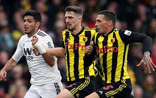 Watford vs Wolverhampton Wanderers