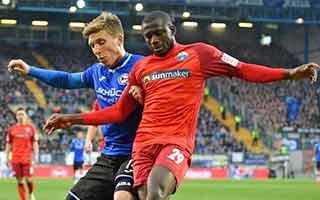 Arminia Bielefeld vs Paderborn