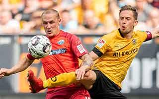Dynamo Dresden vs Paderborn