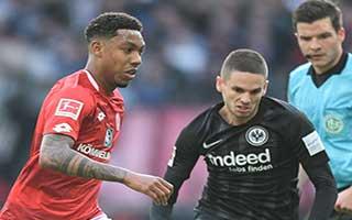 Eintracht Frankfurt vs Mainz