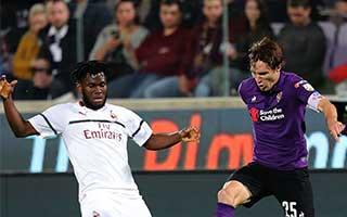 Fiorentina vs AC Milan
