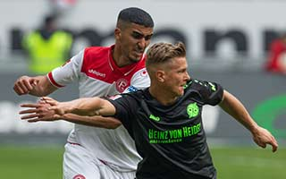 Fortuna Dusseldorf vs Hannover