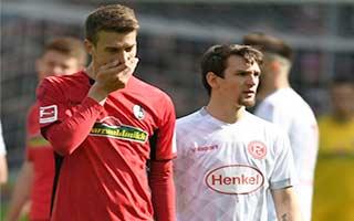 Freiburg vs Fortuna Dusseldorf