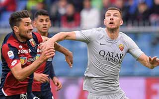 Genoa vs AS Roma