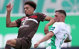 Greuther Furth vs St. Pauli