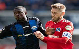 Paderborn vs Hamburger SV