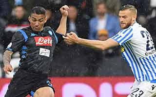 SPAL vs Napoli